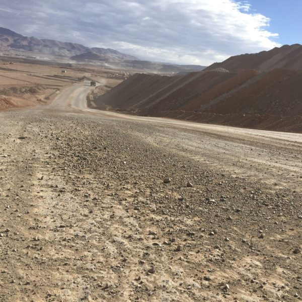 Codelco DMH Haul Road ' ABCDust