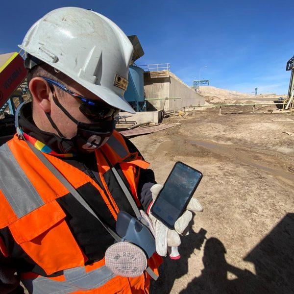 Gestión Integral del MP en rampas mineras DMS-ONE de ABCDust