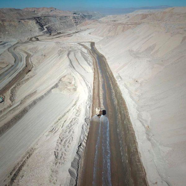 Gestión Integral del MP en rampas mineras DMS-ONE