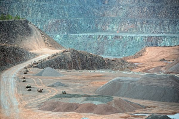 Is the mining industry growing?