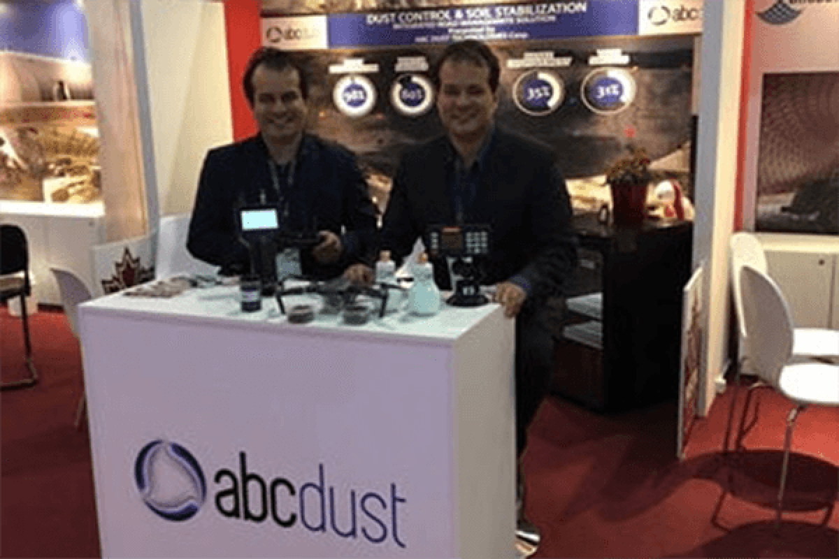 ABCDust at Expomin 2018